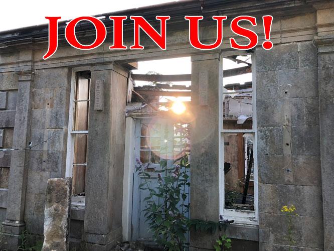 Become a Friend of Boleskine House