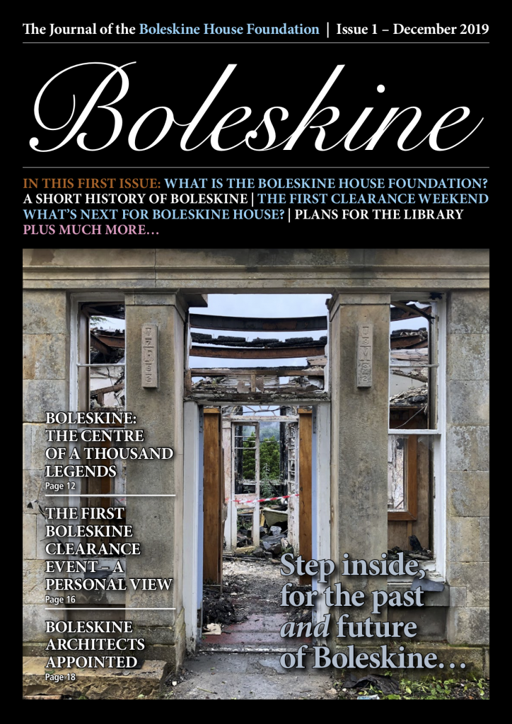 Boleskine House Journal