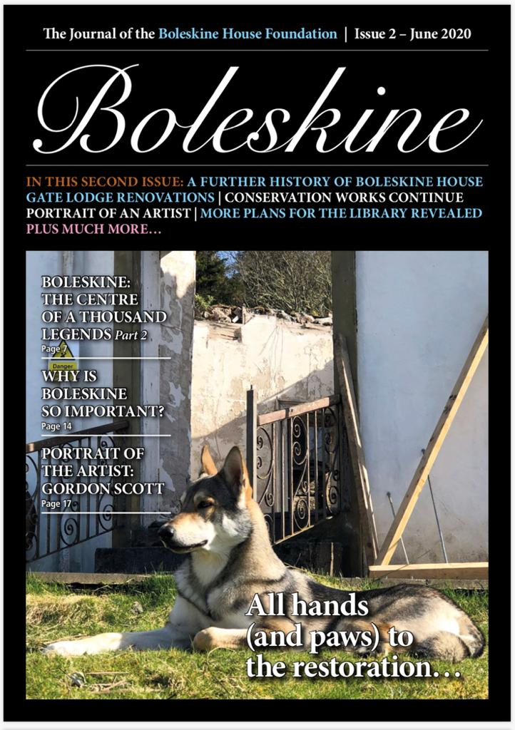 Boleskine House Journal